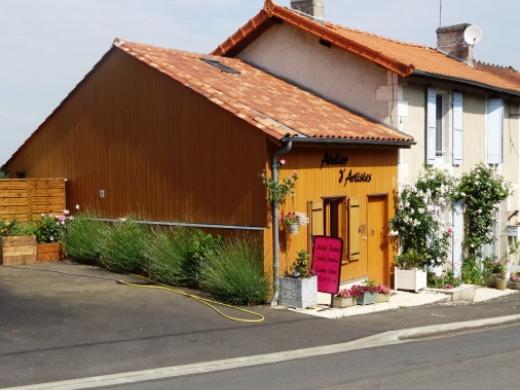 viager occup maison de village avec jardin. Black Bedroom Furniture Sets. Home Design Ideas